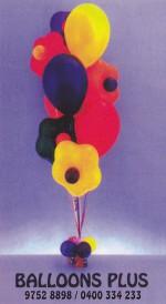 Baloons Plus